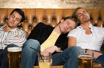 alcohol sueño