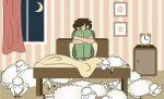 insomnio contar ovejitas