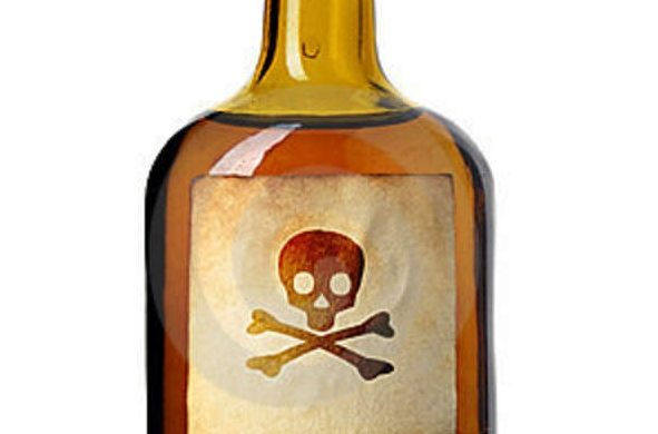 Alcohol y muerte